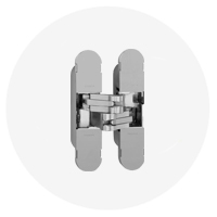 concealed hinges category