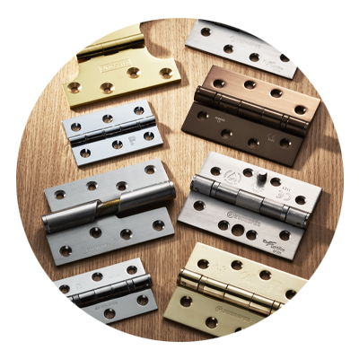 Hinges category