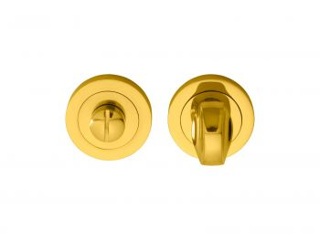 Standard Turn and Release in Polished Brass