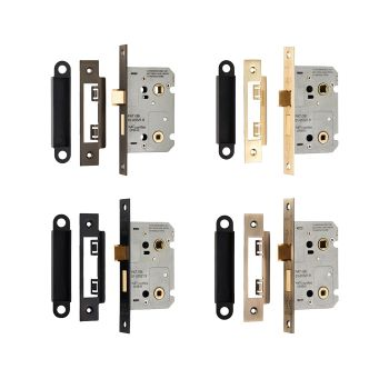 Easi-T Residential Bathroom Lock Range