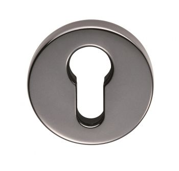 Euro Profile Escutcheon on Round Rose