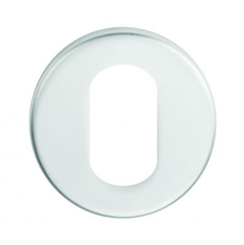 Oval Profile Escutcheon