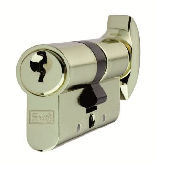 Contract Range 5 Pin Euro Cylinder and Turn