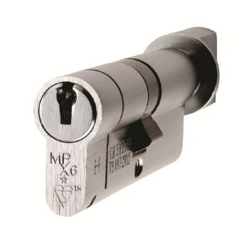 MPx6 Euro Cylinder and Turn 80mm (40/40mm) KTD