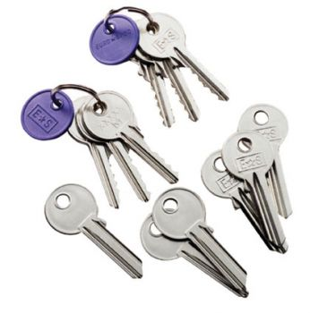 5 PIN ES STOCK SUITE MASTER KEY