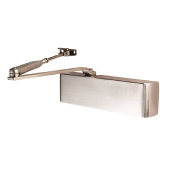 Door Closer Template Power size 2-4 Cover Packs inc. Brackets and Fixings