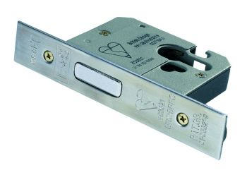 Euro Profile High Security Cylinder Deadlock (replacement lock case only)