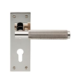 Varese Lever on Backplate Euro 47.5mm