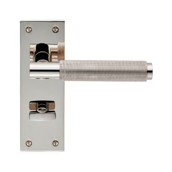 Varese Lever on Backplate Bathroom 57mm