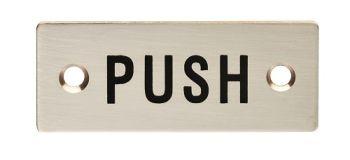 Push/Pull Symbols
