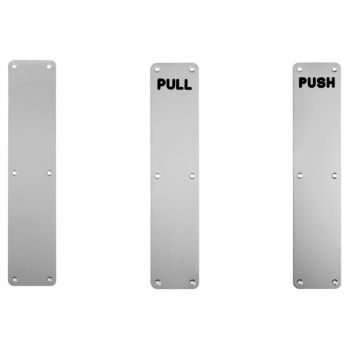 Push, Pull and Plain