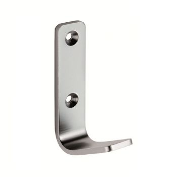 Aluminium Flat Coat Hook