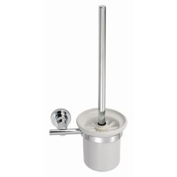 Mezzo Toilet Brush and Holder