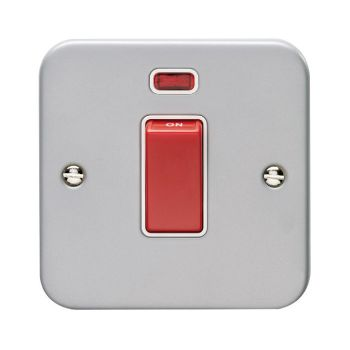 45Amp Switch with Neon Indicator
