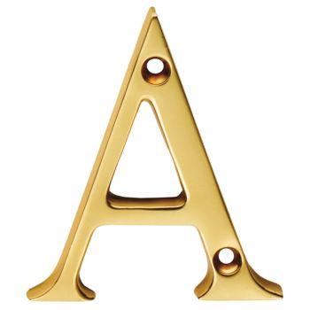 Letters A- D