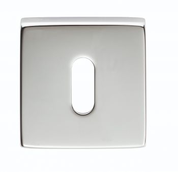 Square Standard Key Escutcheon