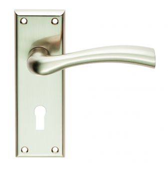 Serozzetta Cinquanta Lever on Lock Backplate