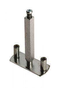 1/2 Set Fixing Plate for bolt through furniture
