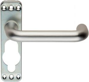 Safety Lever on a Inner Backplate