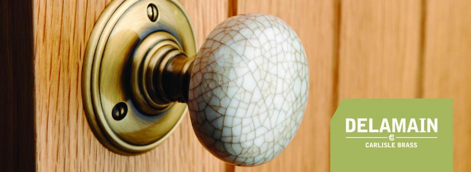 Delamain Porcelain Knob