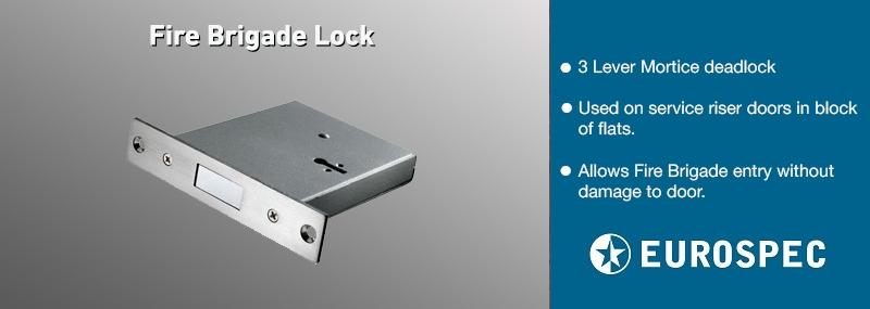 Fire Brigade Lock
