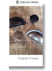 New Fingertip Range Leaflet