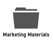 marketing materials icon